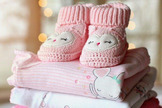 ubrania dla dziecka do szpitala
